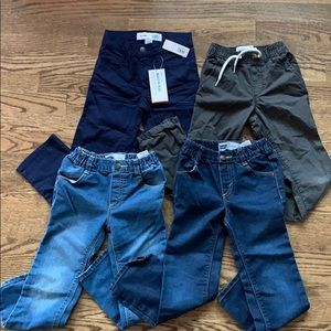Lot of Old Navy pants